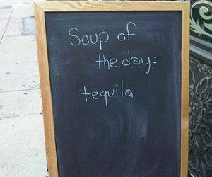 tequila, soup, and funny image
