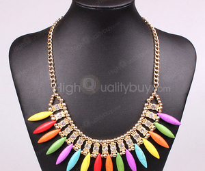 colorful, jewelry, and women image