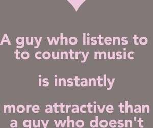 country, guy, and music image