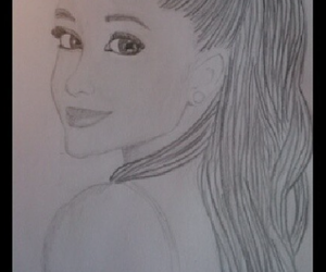 draw, drawings, and ariana image