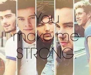 one direction, strong, and niall horan image