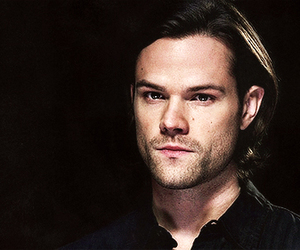 hunter, jared padalecki, and sam winchester image