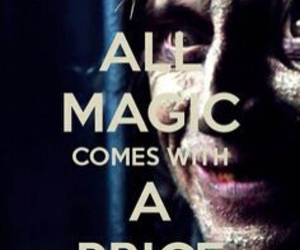 once upon a time, quote, and rumple image