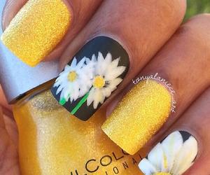 daisy and nails image