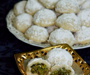 Algeria, food, and sweets image