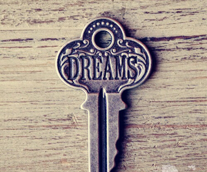 Dream and key image