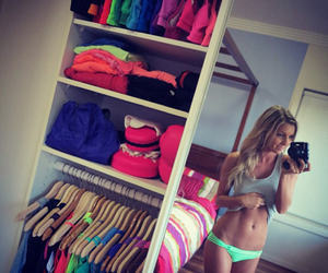 fitness, fit, and clothes image