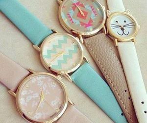 watch and blue image