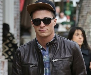 colton haynes and style image