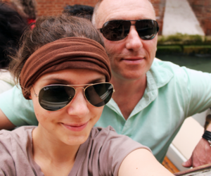 family, funny, and venice image