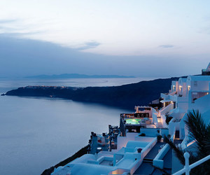Greece, santorini, and luxury image
