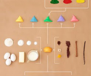 candy and cupcakes image