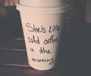 indie, cold coffee, and ed sheeran image