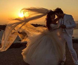 wedding, amazing, and bride image