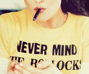vanessa paradis, smoke, and cigarette image