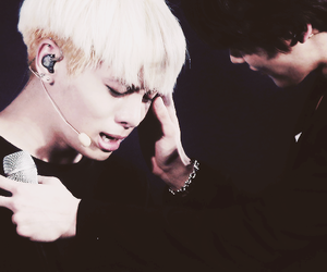 crying, Taemin, and taeminnie image