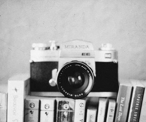 camera, book, and photography image