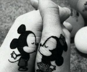 Mickey And Minnie Discovered By Hell Romane On We Heart It