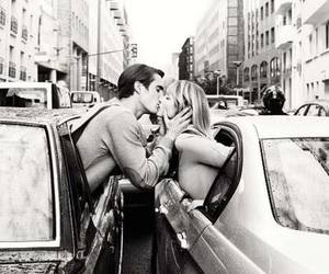 love and car image