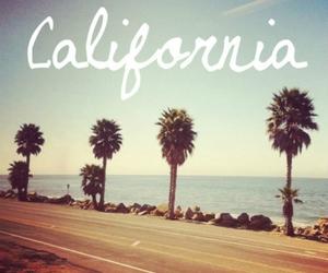 beach, ca, and cali image