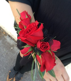 Prom, roses, and weddings image