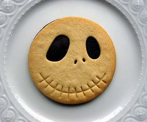 cookie, jack, and nightmare before christmas image