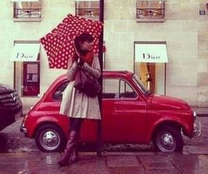dior, red, and car image