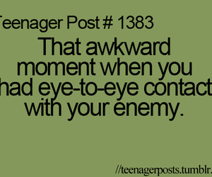 teenager post and that awkward moment image
