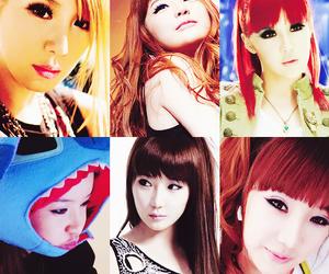 2ne1, bom, and korean image