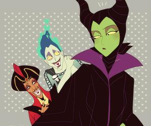 disney and villains image