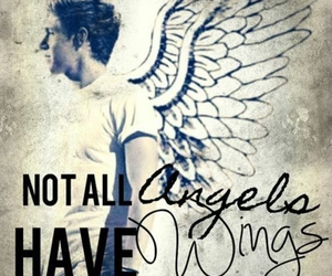 one direction, angel, and beautiful image