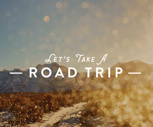 Road Trip and travel image