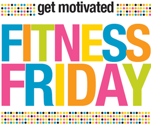 fitness, motivation, and friday image