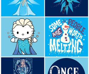 frozen, olaf, and mortal kombat image