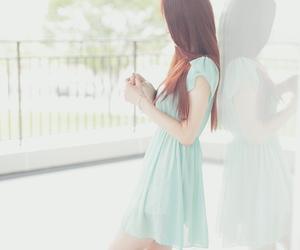 kfashion, dress, and girl image