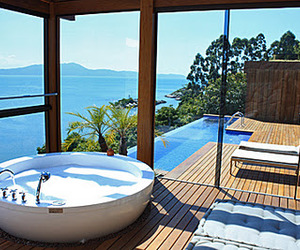amazing, bathroom, and home image