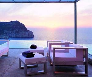 luxury, sea, and summer image