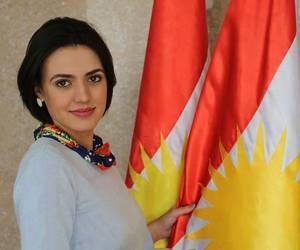 girl, kurd, and kurdish image