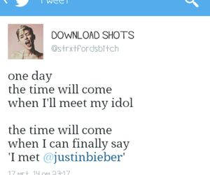 idol, justin, and one day image