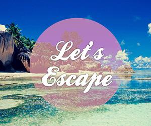 let's escape image