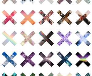 x, hipster, and the xx image