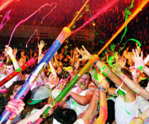 colores, fiesta, and party image