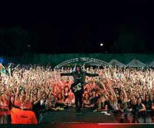 30 seconds to mars, 30stm, and Croatia image