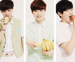 exo, exo-k, and kai image