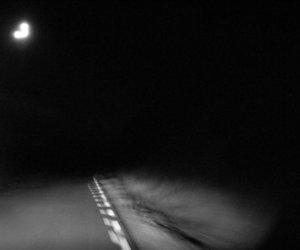 corazon, buenas noches, and luna image