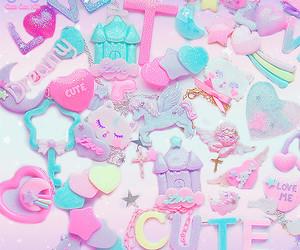 kawaii, pastel, and cck image