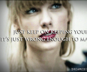 fearless, sparks fly, and Lyrics image