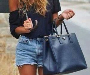 black, jeans, and fashion image