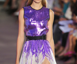 fashion, prabal gurung, and josephine skriver image