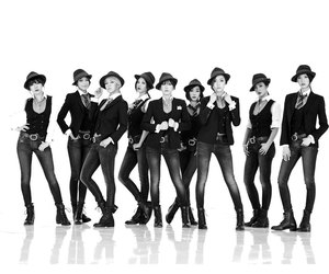 snsd, girls generation, and mr mr image